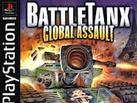 BattleTanx Global Assault PS1