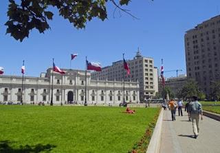Tour Santiago de Chile