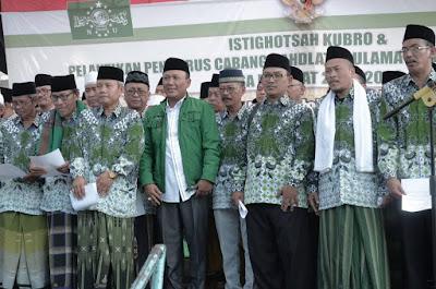 PCNU Kabupaten Karawang Resmi Dilantik