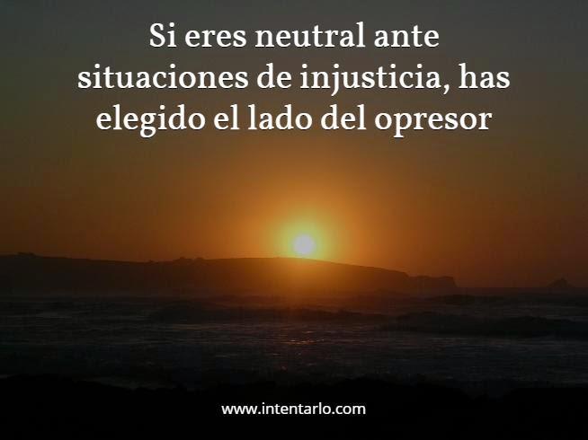 Injusticia (santander, España)