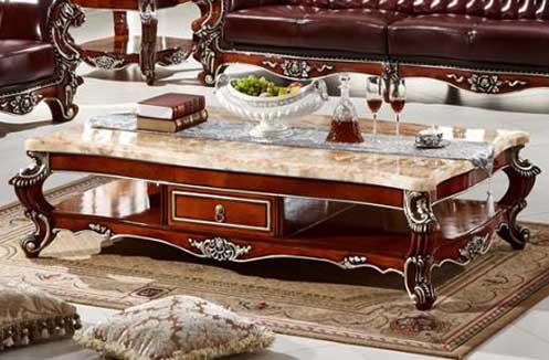 Đánh giá đặc điểm của bàn trà phòng khách nhập khẩu khiến khách hàng yêu thích