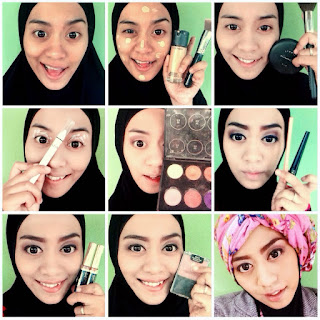 toturial make up muslim