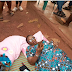 Photo of Enugu Woman Brings Her Mat And Pillow To Her Polling Unit