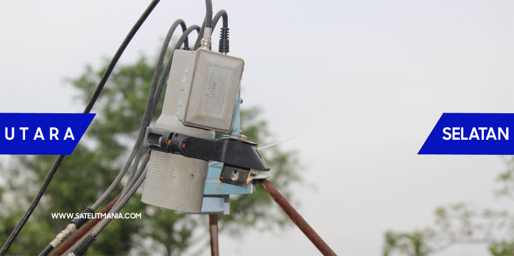 Cara Menggabungkan Satelit Palapa D, Telkom 3s dan Chinasat 6a