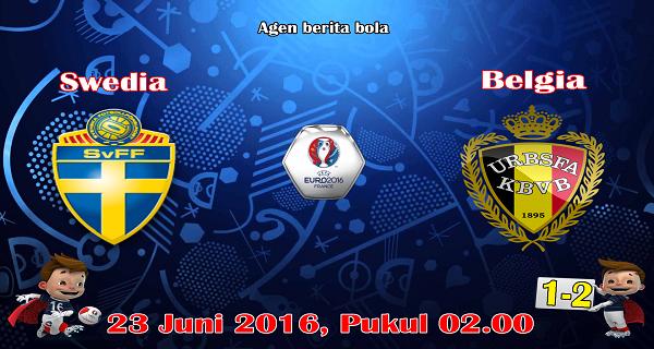prediksi bola swedia vs belgia euro 2016