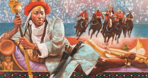 Kadın Hükümdar Amina