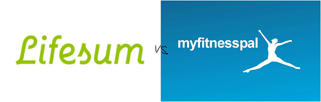 MyFitnessPal, Lifesum and Bla Bla Bla