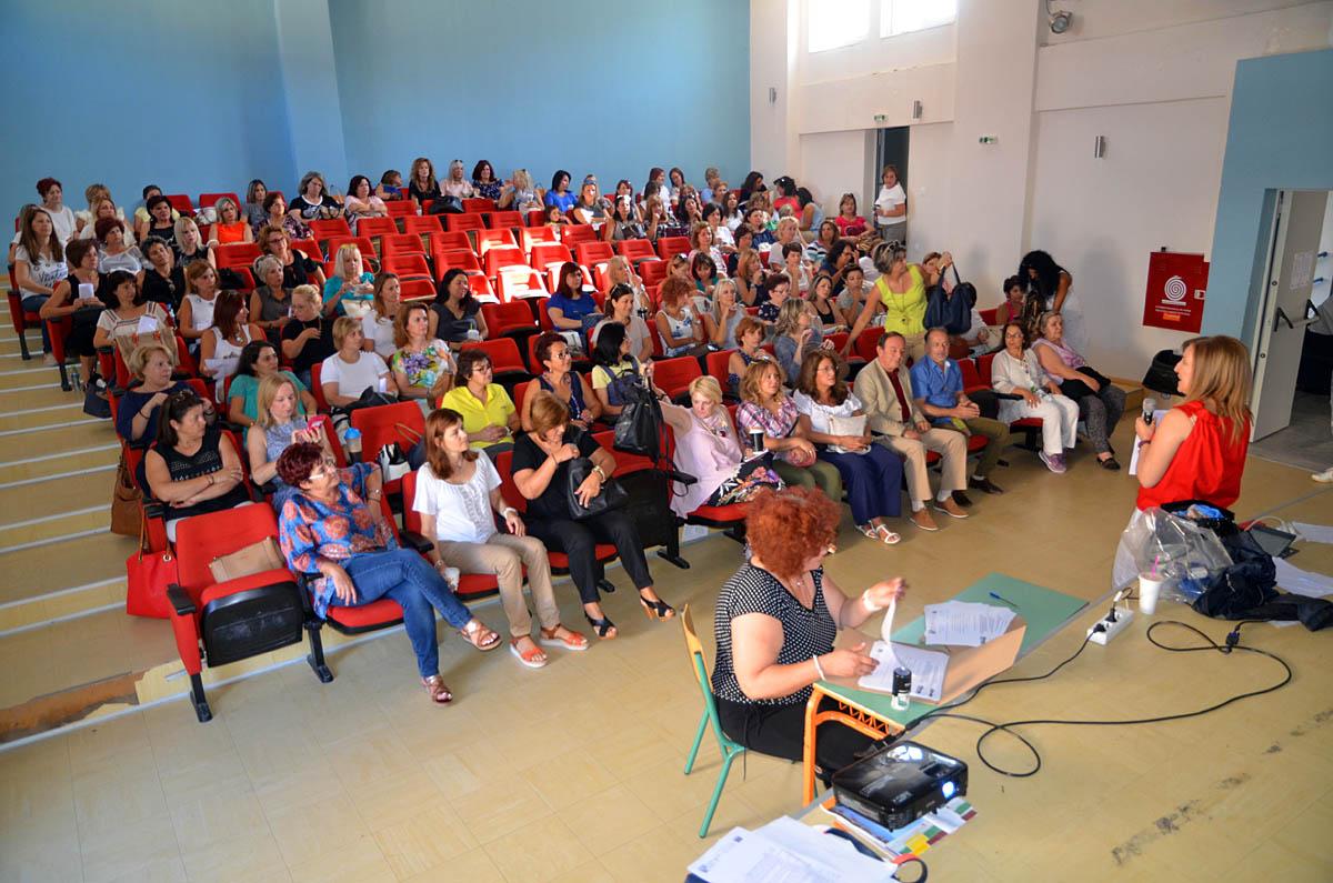 Υλοποιήθηκε σεμινάριο του ΚΠΕ Κισσάβου-Ελασσόνας «Βιωματική Εισαγωγή στην Περιβαλλοντική Εκπαίδευση»