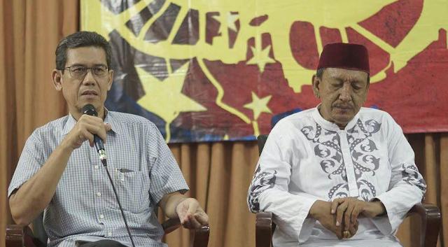 Narasumber HIP ke 64 yang diselenggarakan Hizbut Tahrir Indonesia