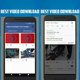 Install The Latest Video Downloader From Facebook Android App