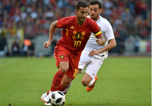 Bỉ vs Ai Cập 01h45, ngày 07/06