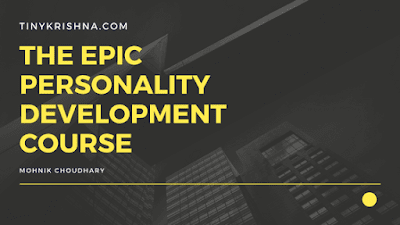 the epic personality development course