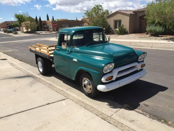 1959 GMC Classic Truck - Old Truck