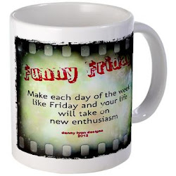 Funny Friday Enthusiasm Mug