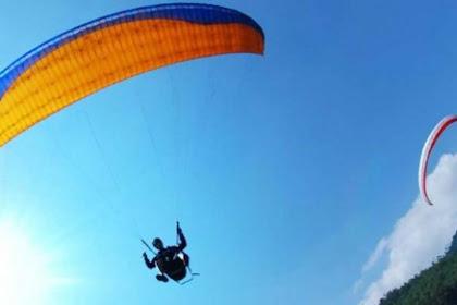 Alasan Olahraga Paralayang Mengasyikkan