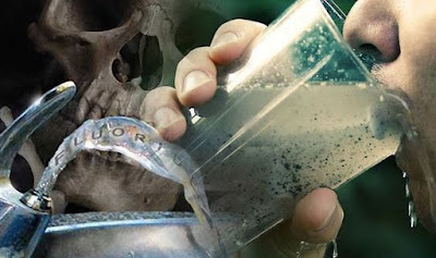 dirty water is killing people who drunk it