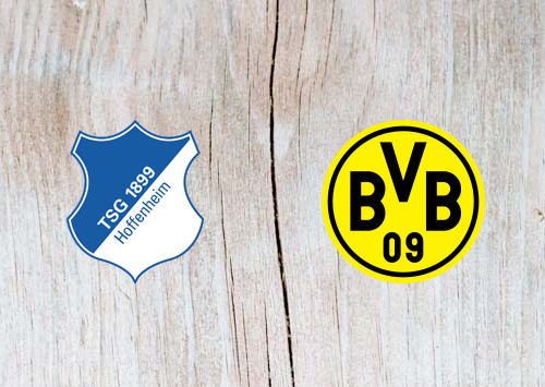 Hoffenheim vs Borussia Dortmund Full Match & Highlights 22 September 2018
