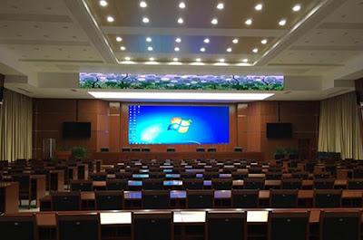 Đơn vị thi công màn hình led p4 chính hãng tại Khánh Hòa