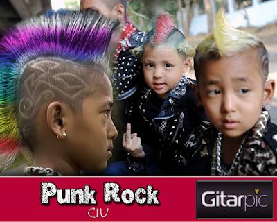 Chord Gitar Punk Rock - Ciu