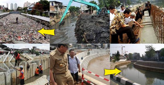 Ahok: Program Kali Bersih Sudah Ada Sejak Zaman Semua Gubernur, Tapi Kami Yang Mengeksekusi!