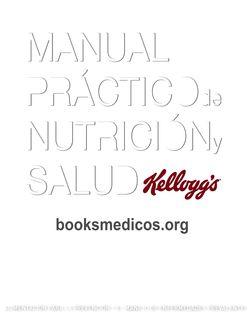 Manual Práctico de Nutrición y Salud Kelloggs pdf