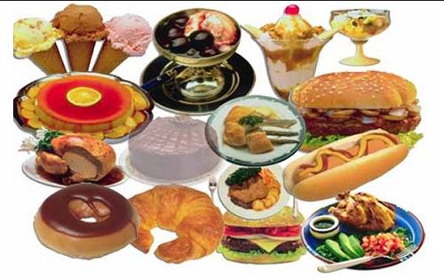 Hindari jenis makanan berkolesrtol tinggi demi hidup sehat tubuh