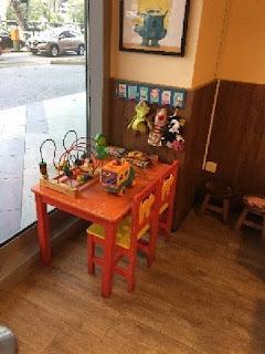 Buddy Hoagies Djitsun mall Ang Mo Kio Children's Corner