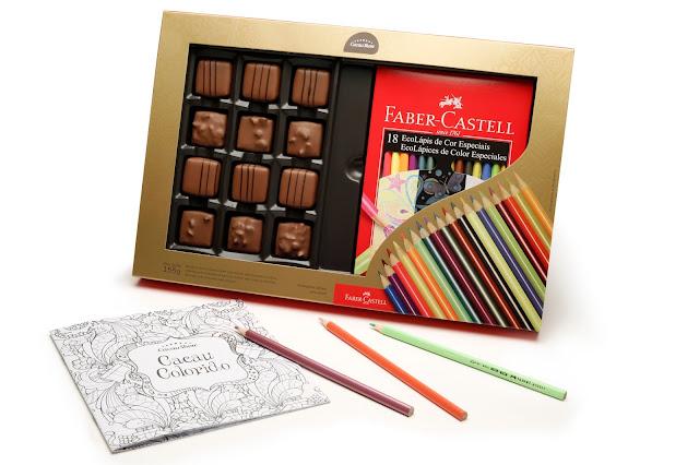 Faber-Castell e Cacau Show anunciam projeto de co-branding para o Natal