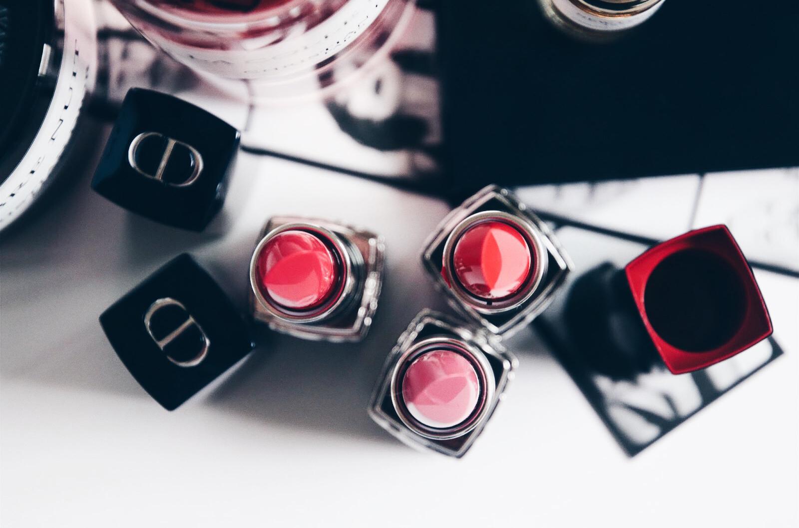 dior rouge couleur couture nouvelle formule creme avis test swatch