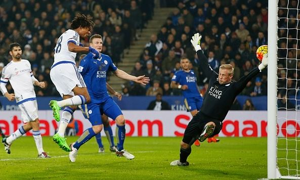 Leicester City 1 vs 2 Chelsea (WATCH Highlights and Goals Here )