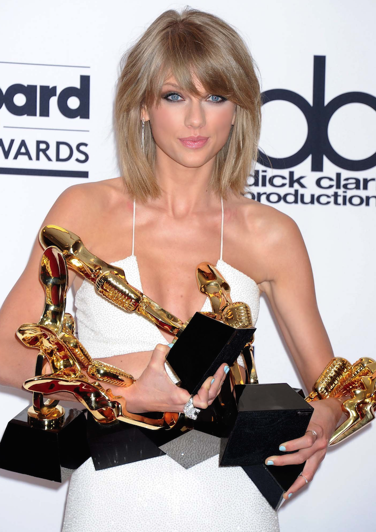 2015 Billboard Awards Taylor Swift