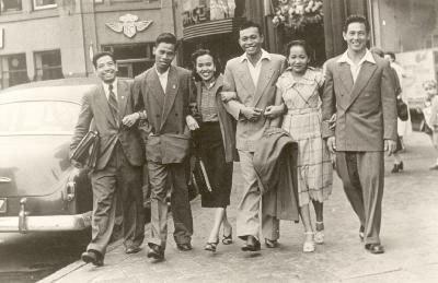 Olympian Indonesia 1952