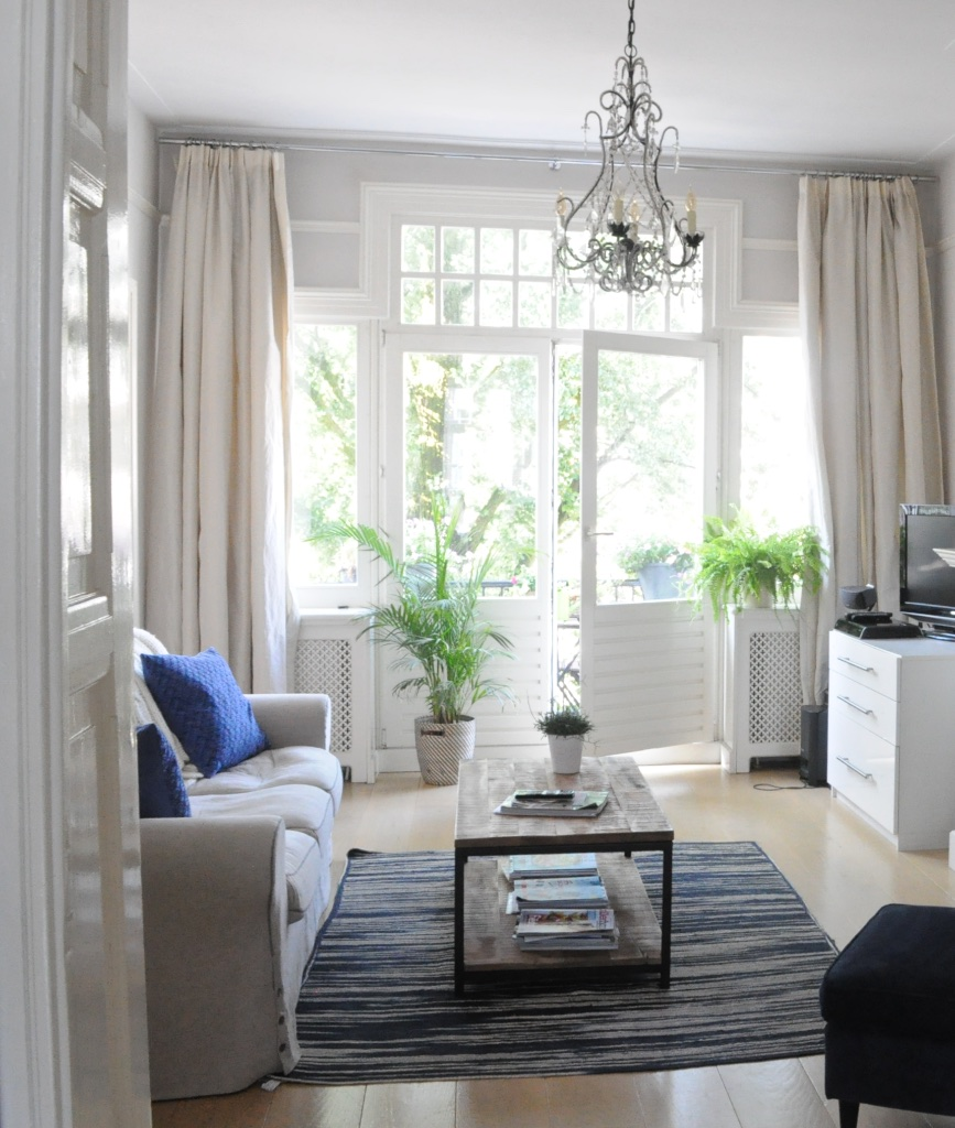 SoPo Cottage: Decorating a Rental Apartment on a Small Budget - the ...