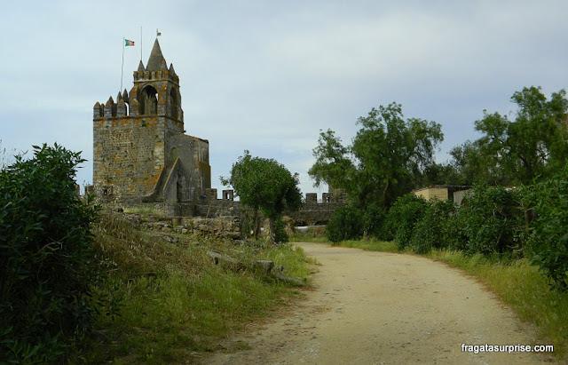 Torre do Relógio, Castelo de Montemor-o-Novo
