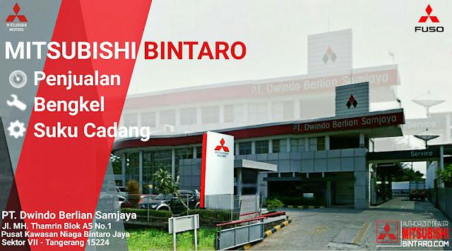 Dealer Mitsubishi Bintaro