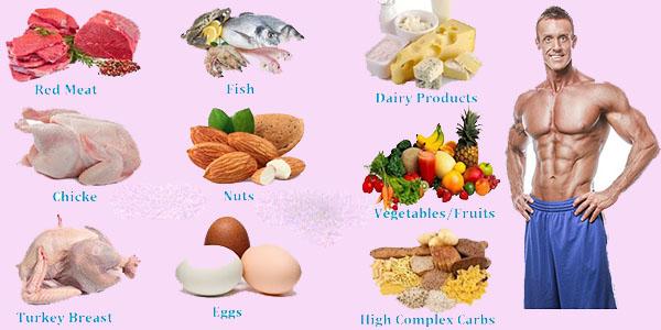 نظام غذائي لكمال الاجسام Top Fitness8