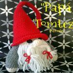 patron gratis gnomo amigurumi | free amigurumi pattern gnome