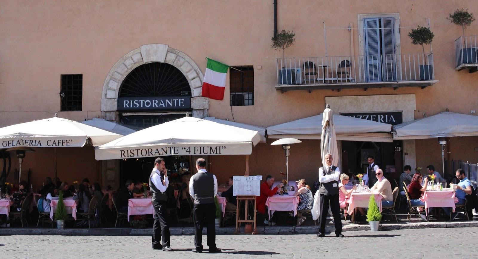 roma ristorantes