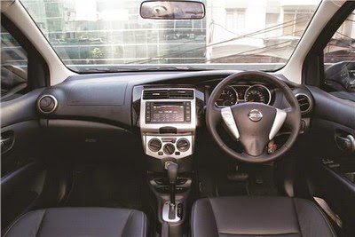 Interior Nissan All New Grand Livina HWS Autech