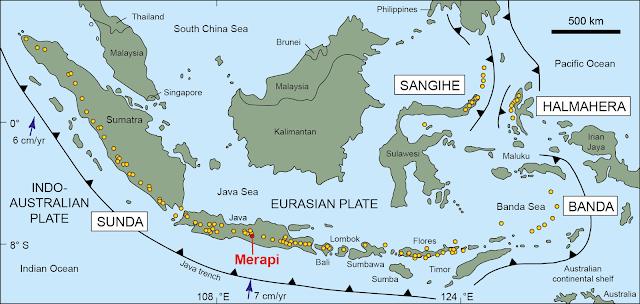 Letak Strategis Indonesia dan Pengaruhnya