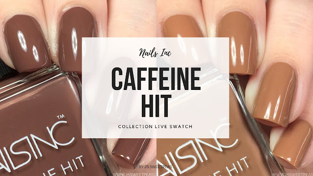 Nails Inc Caffeine Hit