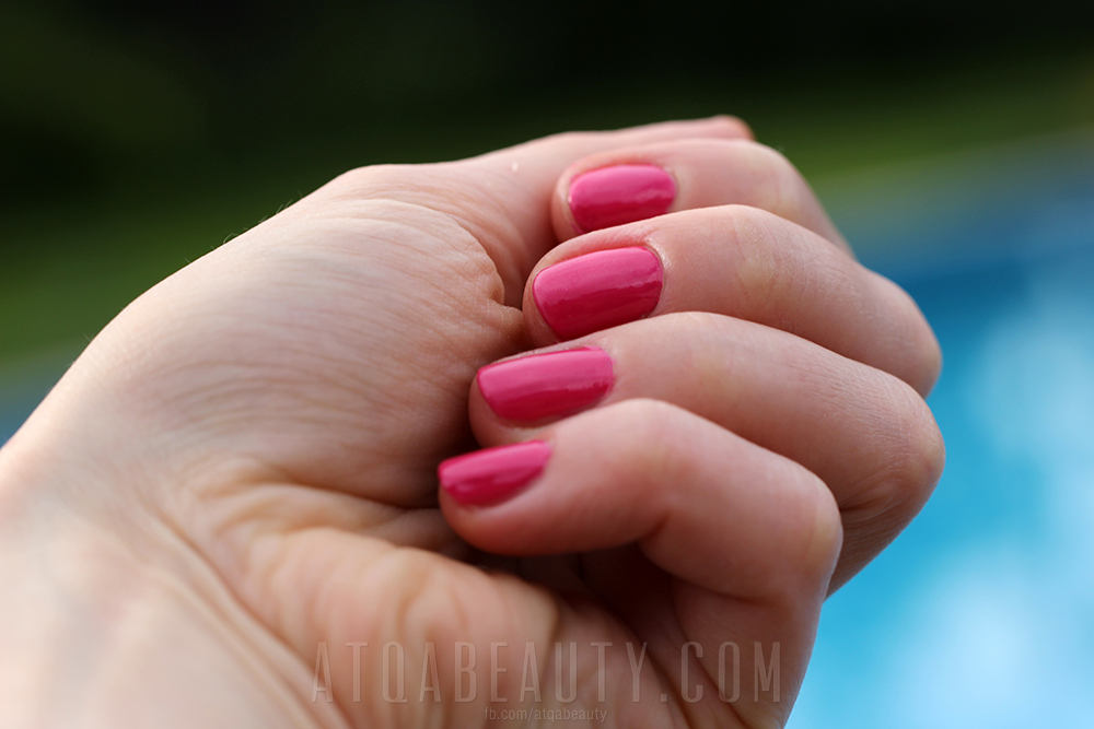 Avon • Gel Finish • Parfait Pink