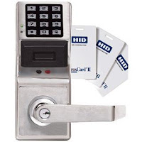 Locksmith Reno electronic key lock