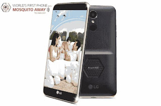 LG-K7i with mosquito away technology