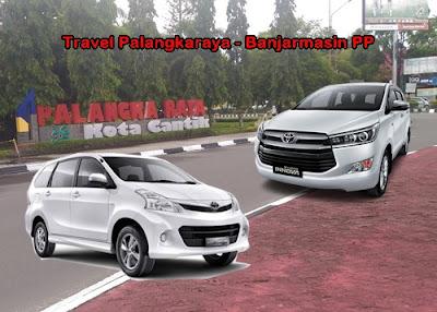 Travel Palangkaraya Banjarmasin Banjarbaru PP