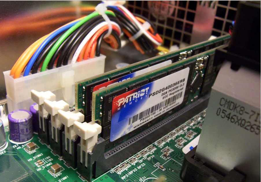 Fungsi dan Pengertian Ringkas RAM, hardware komputer