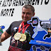 Atleta do CTARA conquista Campeonato Brasileiro de Supino e Powerbicipes