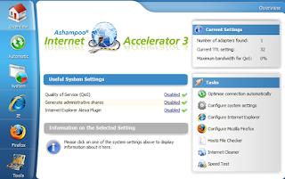 Download Aplikasi Ashampoo Internet Accelerator 3 Terbaru 2017