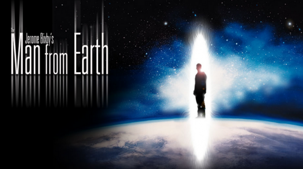 The man from earth 2007 movie poster