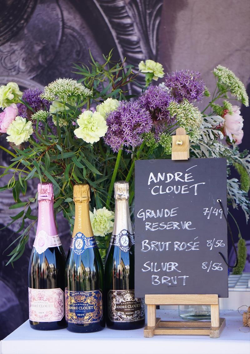 samppanja, champagne